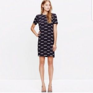 Madewell ikat dash dress